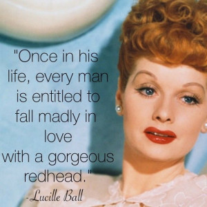 Lucille Ball Quotes