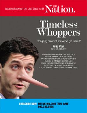 Thread: Paul Ryan caught in a LIE - again.