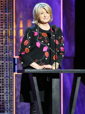 ... What Martha Stewart Said to Justin Bieber at His Comedy Central Roast