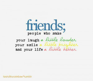 friends, laugh, life, smile