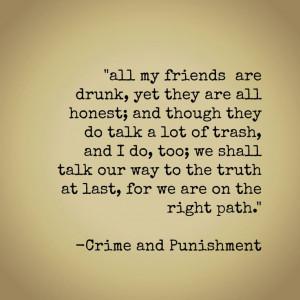 crime and punishment quote
