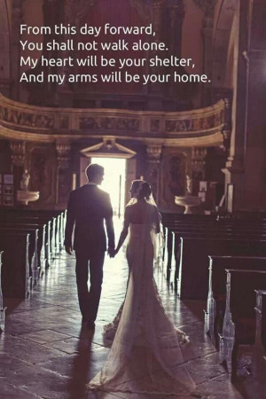Wedding invitation quotes, cute, positive, sayings, pics