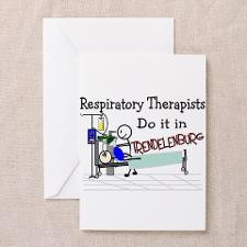 Respiratory Therapy VII Greeting Cards (Pk of 20) for