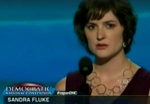 Sandra Fluke's Super-Smart DNC Speech Should 'Slut-Shame' Rush ...