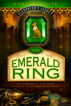 """... marking """"The Emerald Ring (Cleopatra's Legacy)"""" as Want to Read"""