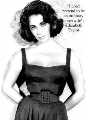 Elizabeth Taylor Quote - elizabeth-taylor Fan Art