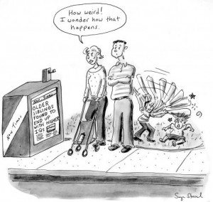 Cartoon: Sibling Rivalry (medium) by sstossel tagged siblings,family ...