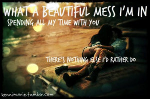 Beautiful Mess- Diamond Rio.... An oldie but a goldie!