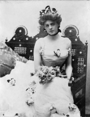 Ethel Barrymore: An Actress Has To Be A Goddess in Every Way!