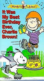 It Was My Best Birthday Ever, Charlie Brown ( 1997 )