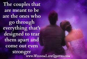 ... each other or hurt each other to be Strong together. ~ Peggy Young