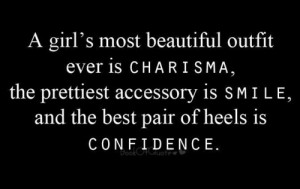 beauty quotes beauty quotes confidence outfit charisma heels