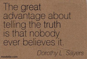 Quotes of Dorothy L. Sayers About job, men, heart, humor, love ...