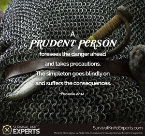 The Prudent Person