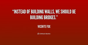 building walls quotes
