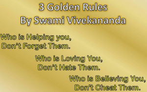 Golden rule quotes and sayings