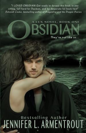 Obsidian, by Jennifer L. Armentrout