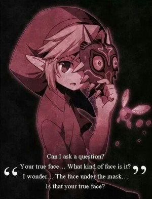 ... Masks Quotes, Legend Of Zelda, Face Masks, The Legends Of Zelda Quotes
