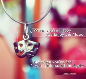 Great Quote on Music with Image !!!