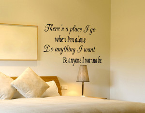 ... Me Newton Faulkner Vinyl Wall Art Sticker - Large Lyrics Song Quote