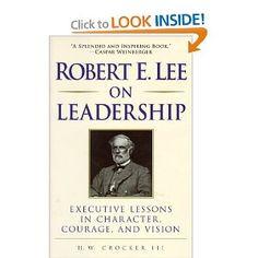 robert e lee leadership style