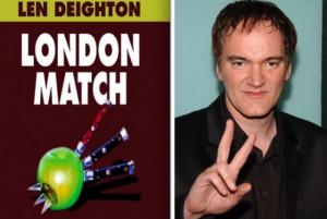 Tarantino Wants to Adapt Len Deighton Work.
