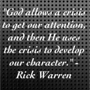 rick warren quotes