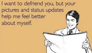 Northumberland Mam: Those Annoying Facebook Friends....
