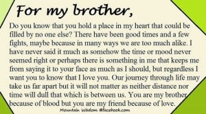 Brother And Sister Quotes | Brothers and Sisters
