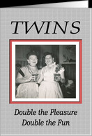 Birthday Cards for Twin Girls from Greeting Card Universe