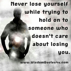 quotes about loving someone who doesn 39 t care