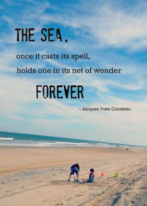 Jacques Cousteau Quotes