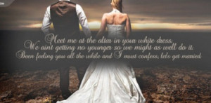Engagement Quotes...