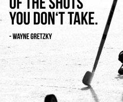 Inspirational Ice-Hockey Quote