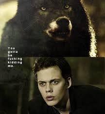 ... Roman- Hemlock Grove! (Werewolf, funny quotes, rofl, lmao, lol) More