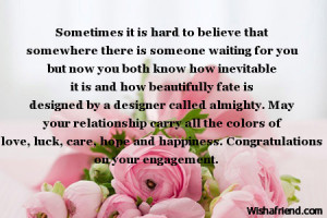 congratulations wishes for engagement picture messages greetings