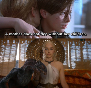 For a protective mother is truly the most terrifying, devastating ...
