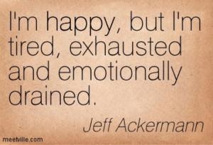 Emotional Crash