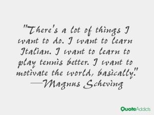 Magnus Scheving