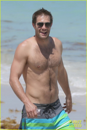 James Marsden And Shirtless...