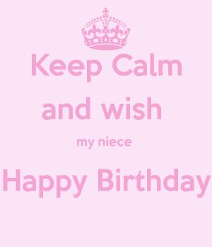 Happy Birthday Niece Ments...