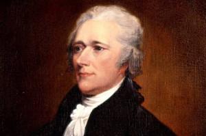 Alexander Hamilton (Credit: WikiMedia)