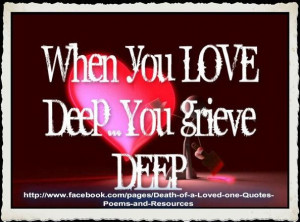 saturday s sayings embracing love embracing grief