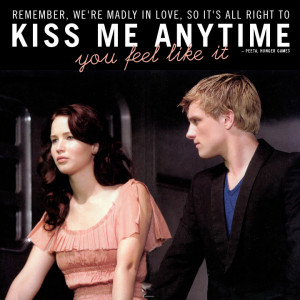 Hunger Games' Makes It Into Cosmopolitian's 12 Best Love Quotes ...