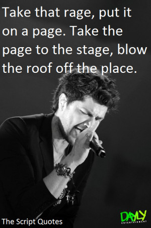 The Script Quotes   We Heart It