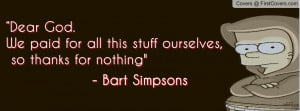 Bart Simpson Funny Quotes