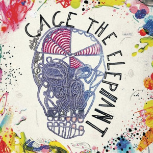 Cage the Elephant Cage the Elephant Album Cover