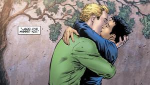 Green Lantern Is Gay!