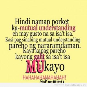 quotes tagalog tagalog logics funny filipino quotes m u quotes tagalog ...