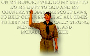 Open Letter to the Boy Scouts, from Harry Reeder